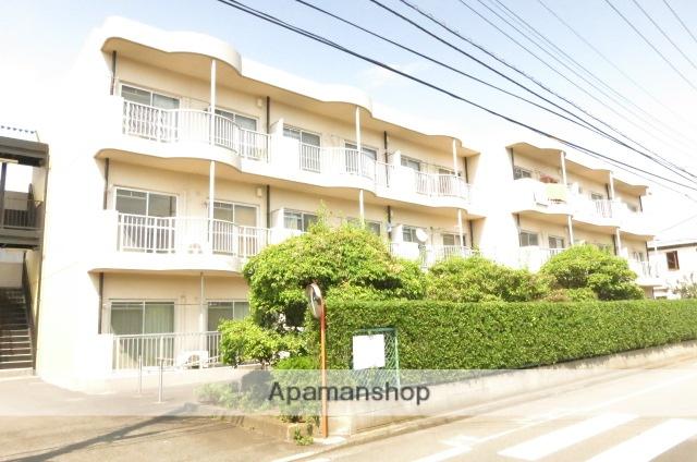 東京都町田市、柿生駅徒歩22分の築28年 3階建の賃貸マンション