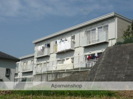 神奈川県川崎市麻生区、百合ヶ丘駅徒歩24分の築30年 2階建の賃貸アパート