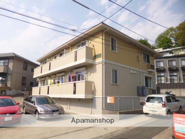 神奈川県川崎市麻生区、読売ランド前駅徒歩7分の築9年 2階建の賃貸アパート