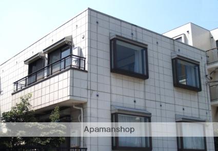神奈川県川崎市麻生区、若葉台駅徒歩21分の築27年 2階建の賃貸アパート