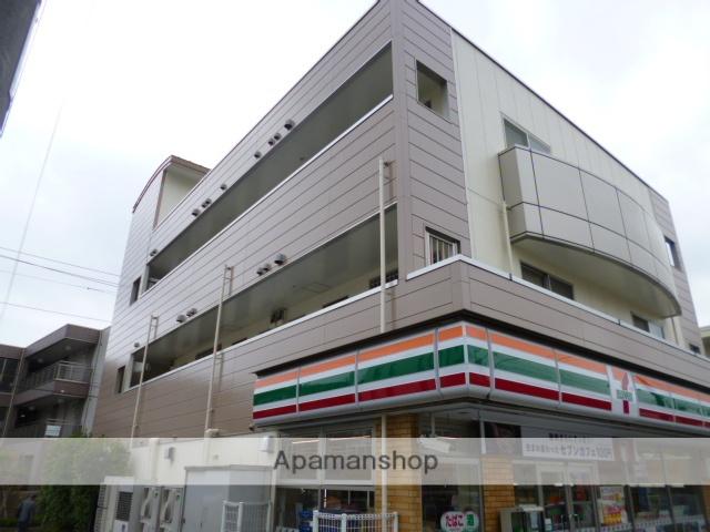 神奈川県川崎市麻生区、百合ヶ丘駅徒歩19分の築19年 3階建の賃貸マンション