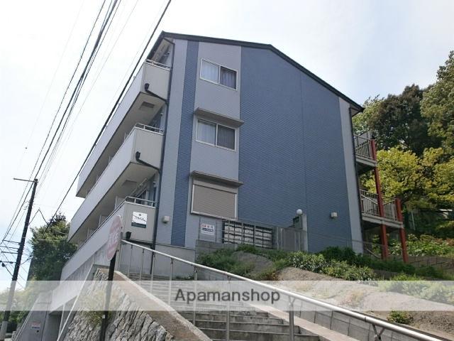 神奈川県川崎市麻生区、読売ランド前駅徒歩11分の築9年 3階建の賃貸アパート