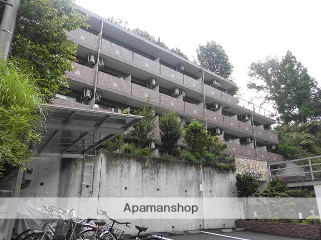 神奈川県川崎市麻生区、柿生駅徒歩7分の築13年 5階建の賃貸マンション