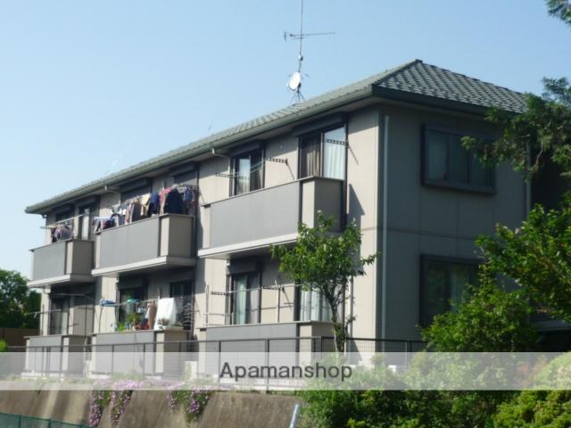 神奈川県川崎市麻生区、柿生駅徒歩13分の築15年 2階建の賃貸アパート