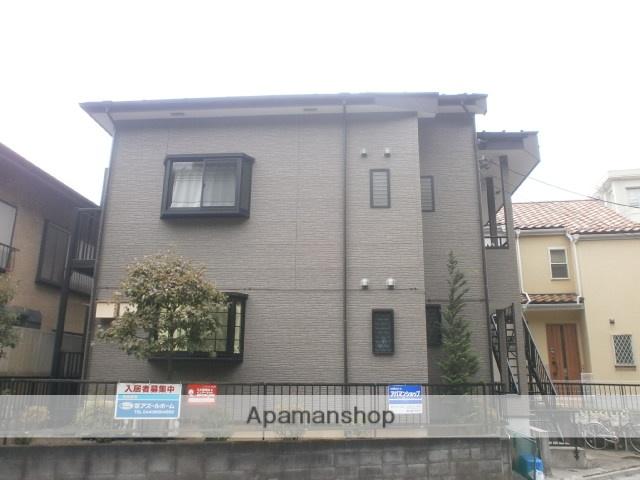 神奈川県川崎市麻生区、百合ヶ丘駅徒歩23分の築14年 2階建の賃貸アパート