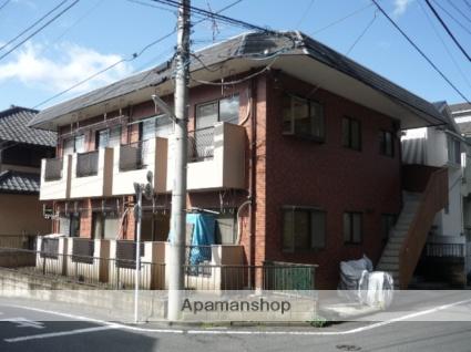 東京都稲城市、新百合ヶ丘駅徒歩25分の築38年 2階建の賃貸マンション