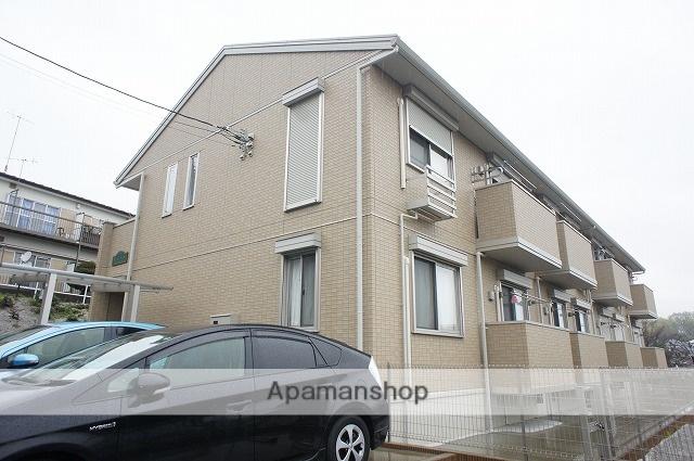 神奈川県川崎市麻生区、柿生駅徒歩19分の築3年 2階建の賃貸アパート