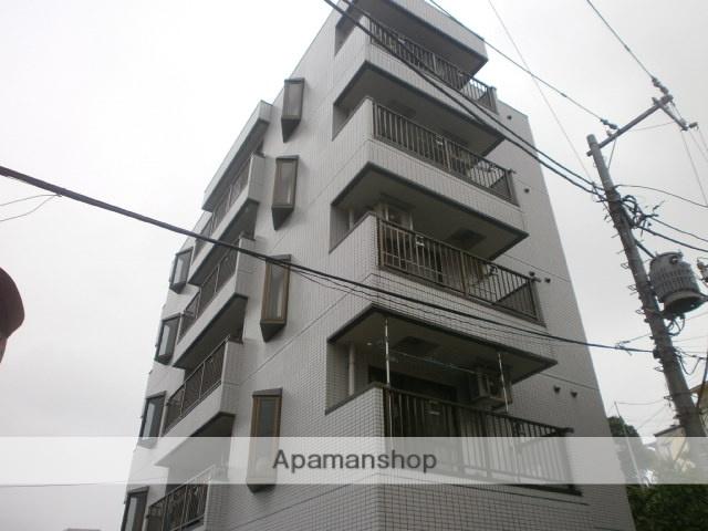 神奈川県川崎市麻生区、読売ランド前駅徒歩22分の築25年 7階建の賃貸マンション