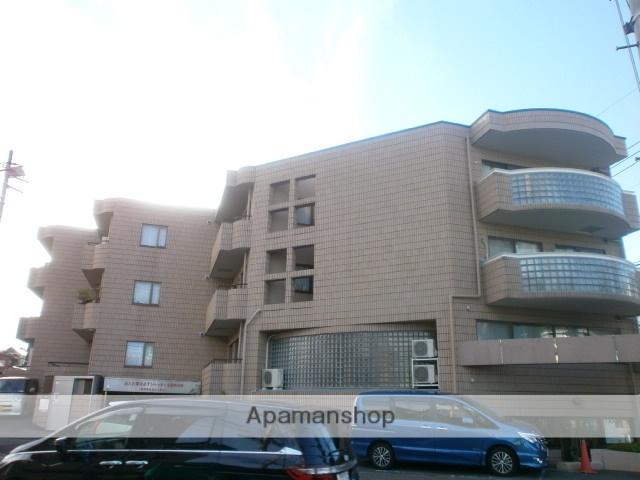 神奈川県川崎市麻生区、百合ヶ丘駅徒歩31分の築24年 4階建の賃貸マンション