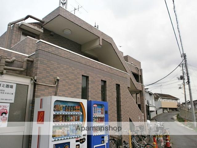 神奈川県川崎市麻生区、新百合ヶ丘駅徒歩21分の築11年 4階建の賃貸マンション