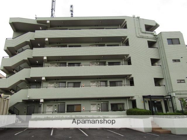 神奈川県川崎市麻生区、新百合ヶ丘駅徒歩20分の築28年 5階建の賃貸マンション