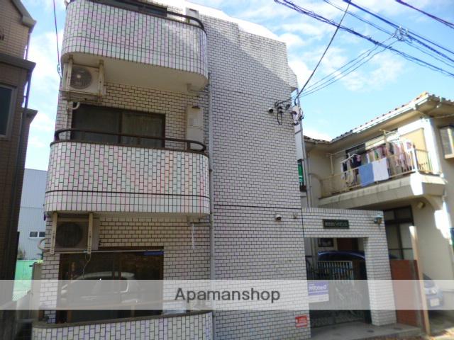神奈川県川崎市麻生区、百合ヶ丘駅徒歩20分の築28年 3階建の賃貸マンション