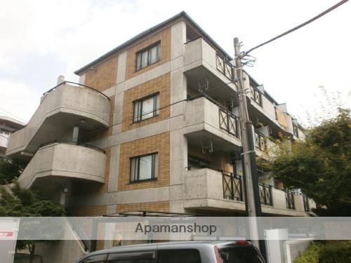 神奈川県川崎市麻生区、新百合ヶ丘駅徒歩23分の築25年 4階建の賃貸マンション