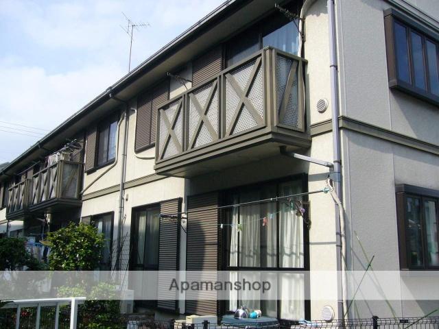 神奈川県川崎市麻生区、鶴川駅徒歩11分の築24年 2階建の賃貸アパート