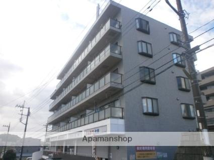 神奈川県川崎市麻生区、五月台駅徒歩20分の築25年 6階建の賃貸マンション