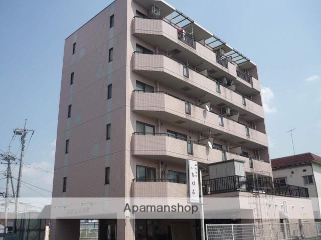 神奈川県川崎市多摩区、百合ヶ丘駅徒歩32分の築21年 6階建の賃貸マンション