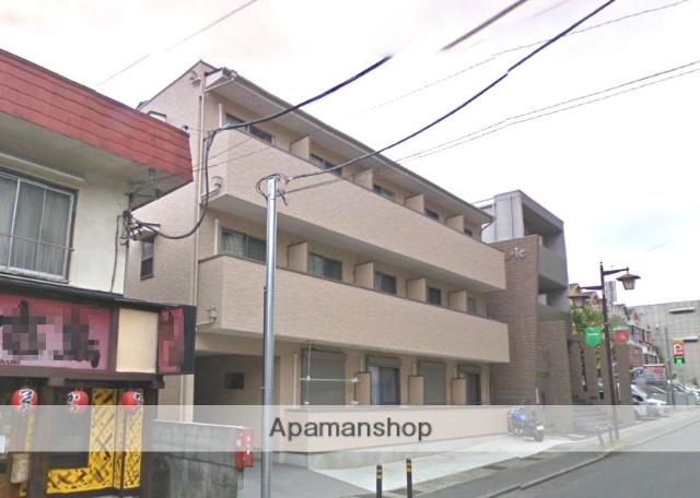 神奈川県川崎市多摩区、中野島駅徒歩35分の築7年 3階建の賃貸アパート