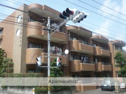 神奈川県川崎市麻生区、柿生駅徒歩10分の築30年 3階建の賃貸マンション