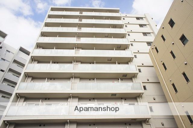 神奈川県川崎市麻生区、百合ヶ丘駅徒歩13分の築8年 10階建の賃貸マンション