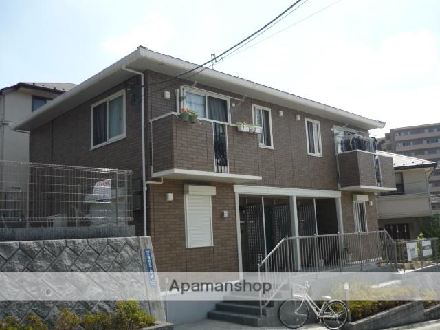 神奈川県川崎市麻生区、百合ヶ丘駅徒歩23分の築8年 2階建の賃貸アパート