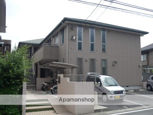 神奈川県川崎市麻生区、読売ランド前駅徒歩16分の築12年 2階建の賃貸アパート