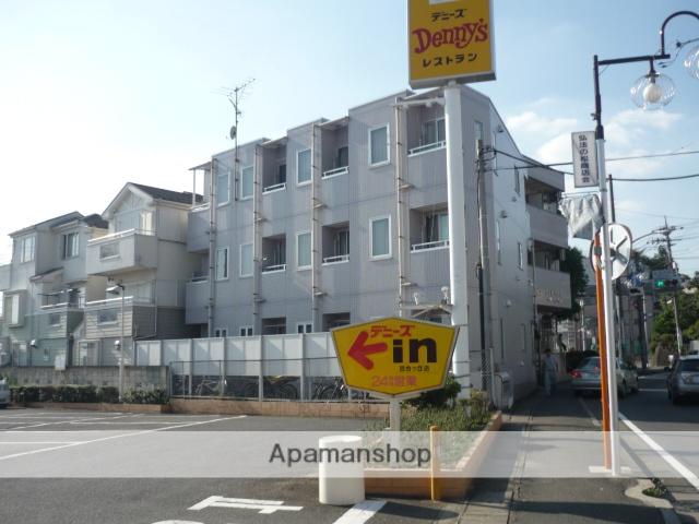 神奈川県川崎市麻生区、読売ランド前駅徒歩28分の築17年 3階建の賃貸マンション