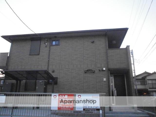 神奈川県川崎市麻生区、柿生駅徒歩18分の新築 2階建の賃貸アパート