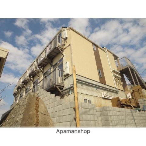 神奈川県川崎市麻生区、読売ランド前駅徒歩17分の新築 2階建の賃貸アパート