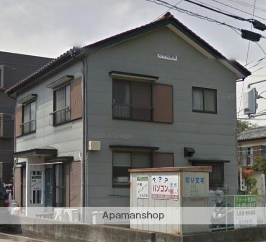 神奈川県川崎市麻生区、柿生駅徒歩14分の築33年 2階建の賃貸テラスハウス