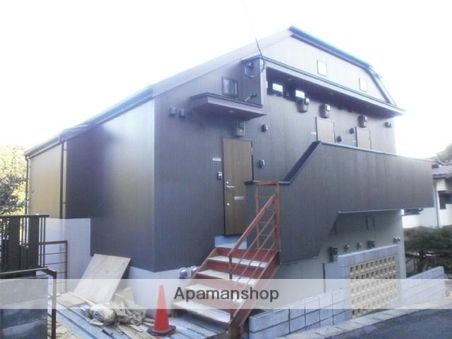 神奈川県川崎市麻生区、読売ランド前駅徒歩9分の新築 2階建の賃貸アパート