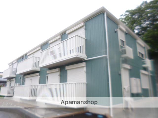 神奈川県川崎市麻生区、柿生駅徒歩34分の新築 2階建の賃貸アパート