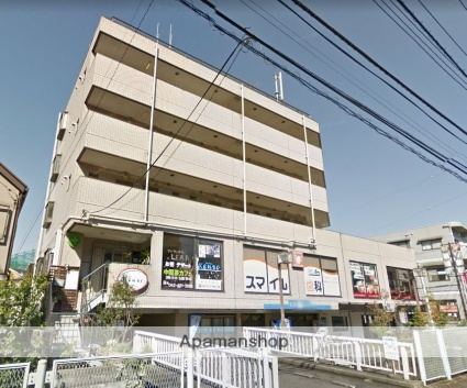 東京都稲城市、新百合ヶ丘駅徒歩13分の築30年 5階建の賃貸マンション