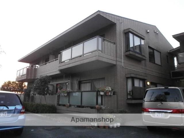 神奈川県川崎市麻生区、新百合ヶ丘駅徒歩30分の築26年 2階建の賃貸マンション