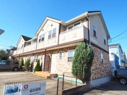 神奈川県横浜市青葉区柿の木台[2LDK/61.67m2]の外観