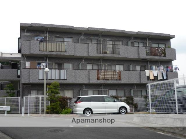 神奈川県川崎市麻生区、京王よみうりランド駅徒歩28分の築22年 3階建の賃貸マンション