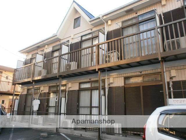 神奈川県川崎市麻生区、読売ランド前駅徒歩24分の築25年 2階建の賃貸アパート