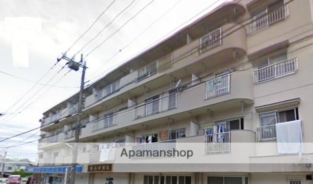 神奈川県川崎市麻生区、柿生駅徒歩10分の築30年 4階建の賃貸マンション