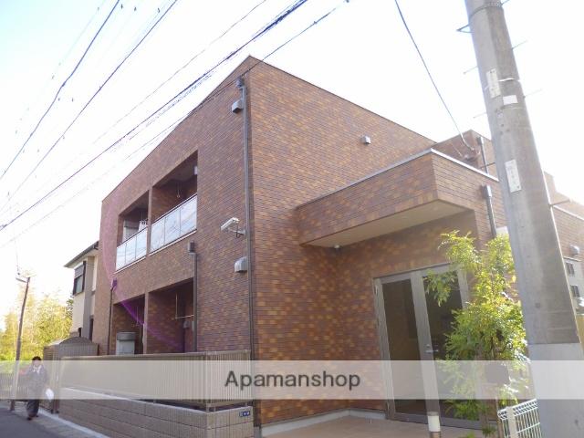 神奈川県川崎市麻生区、読売ランド前駅徒歩27分の築4年 2階建の賃貸アパート