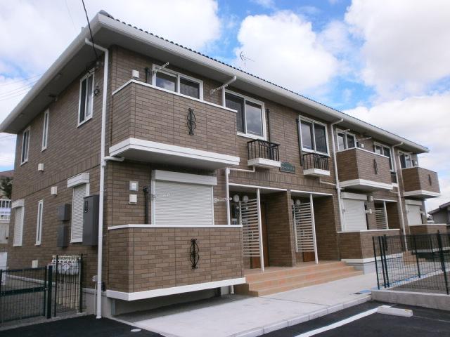 神奈川県川崎市麻生区、読売ランド前駅徒歩28分の築5年 2階建の賃貸アパート