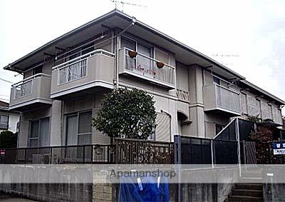 東京都町田市、鶴川駅徒歩14分の築33年 2階建の賃貸アパート