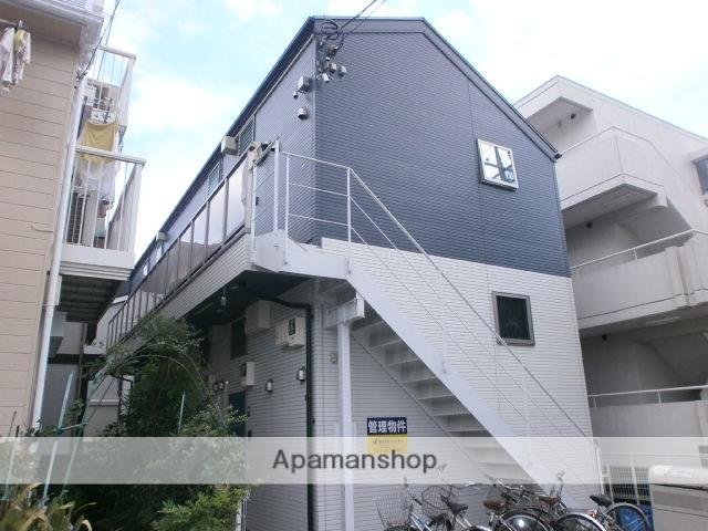 神奈川県川崎市麻生区、新百合ヶ丘駅徒歩20分の築5年 2階建の賃貸アパート