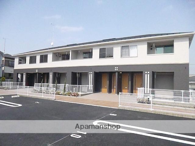 東京都稲城市、新百合ヶ丘駅徒歩19分の築3年 2階建の賃貸アパート