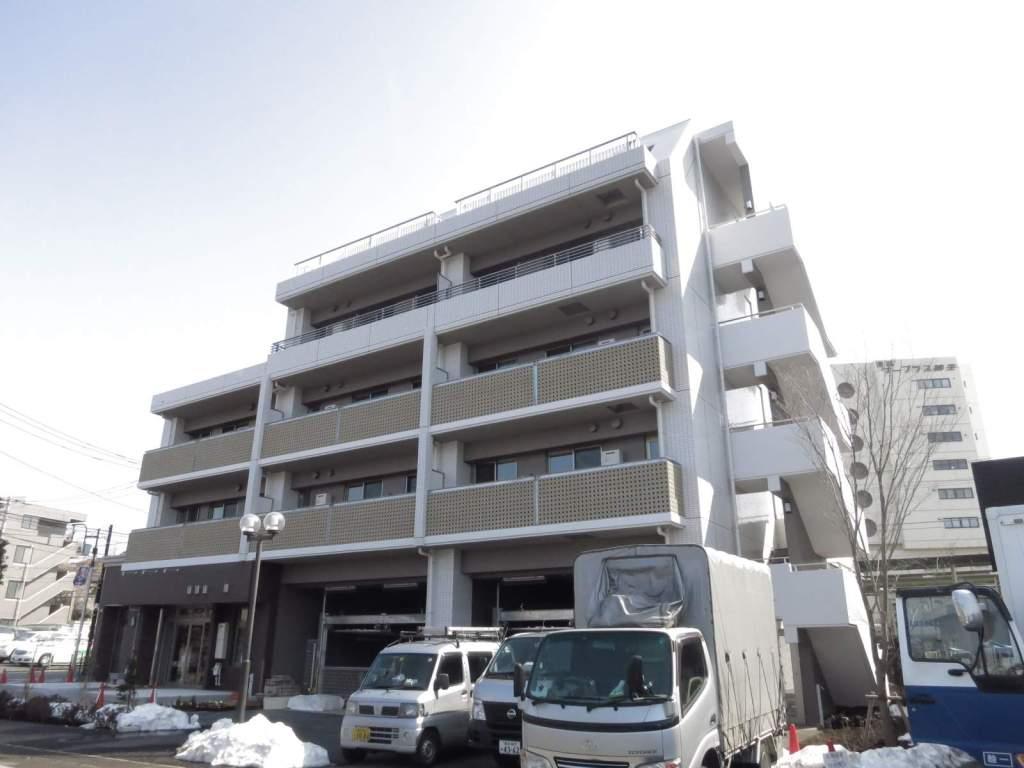 神奈川県川崎市麻生区、柿生駅徒歩3分の築3年 5階建の賃貸マンション