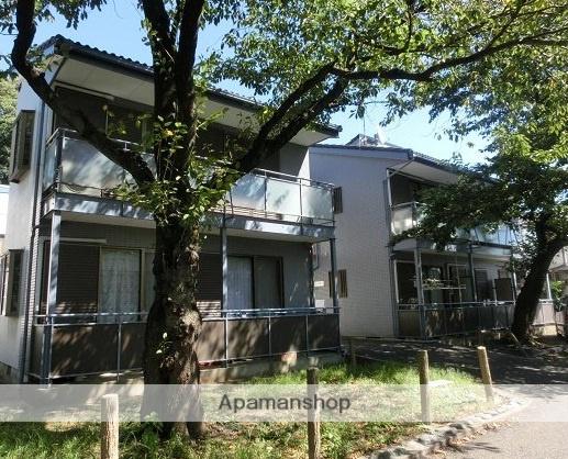 神奈川県川崎市麻生区、柿生駅徒歩5分の築23年 2階建の賃貸アパート