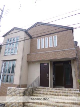 東京都稲城市、新百合ヶ丘駅徒歩30分の築3年 2階建の賃貸テラスハウス