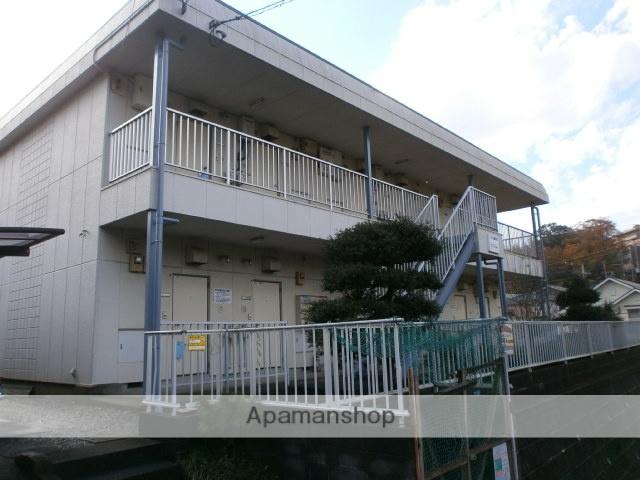 神奈川県川崎市麻生区、百合ヶ丘駅徒歩28分の築29年 2階建の賃貸マンション