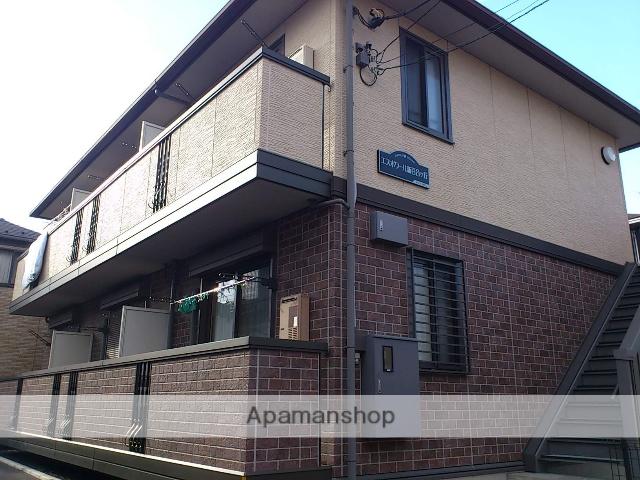 神奈川県川崎市麻生区、百合ヶ丘駅徒歩19分の築11年 2階建の賃貸アパート