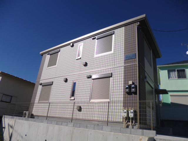 神奈川県川崎市麻生区、読売ランド前駅徒歩18分の築2年 2階建の賃貸アパート