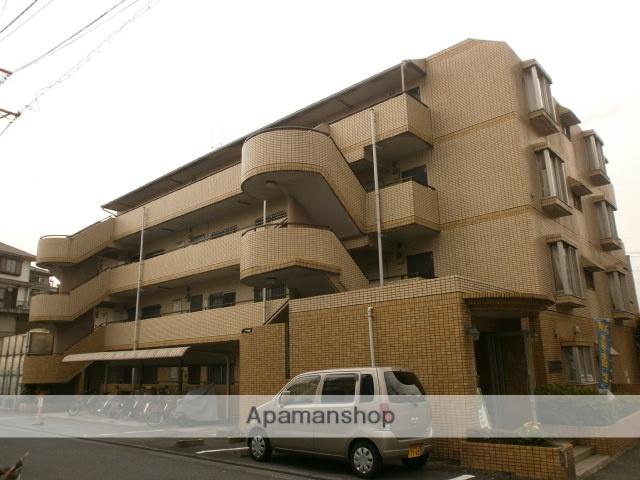 神奈川県川崎市麻生区、新百合ヶ丘駅徒歩18分の築27年 4階建の賃貸マンション