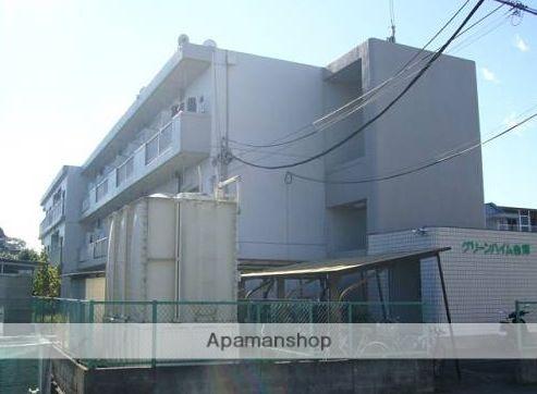 東京都町田市、柿生駅徒歩17分の築29年 3階建の賃貸マンション